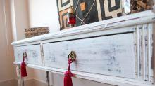 6 passos fáceis para criar o efeito pátina em seus móveis de madeira