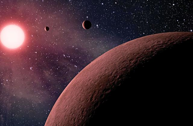 NASA found ten Earth-size planets with conditions ideal for water