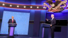 The Highlights So Far from the Final Presidential Debate Between Donald Trump and Joe Biden