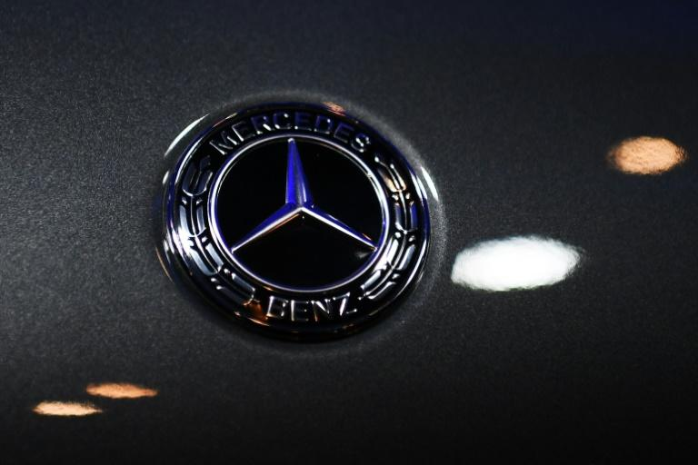"In its filing, Mercedes-Benz accused Washington of ""prosecution of an unprecedented, unbounded, and unlimited trade war"" with China"