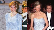 All the times Princess Diana recycled her royal wardrobe