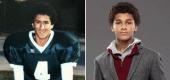 A young Colin Kaepernick, Jaden Michael (Instagram)
