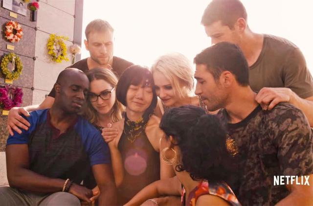 'Sense8' finale trailer is full of bonding and bullets