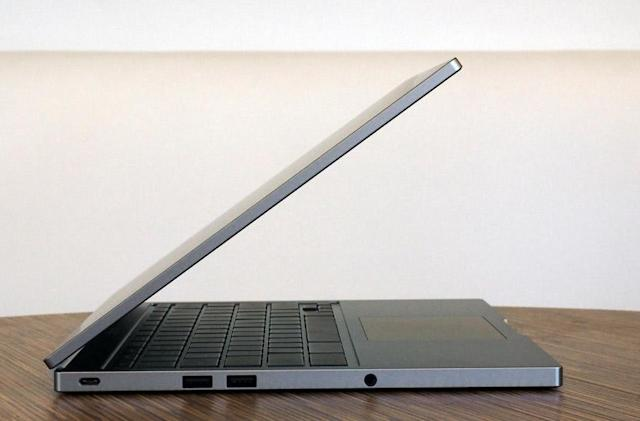 The new Chromebook Pixel looks like the old one, costs slightly less
