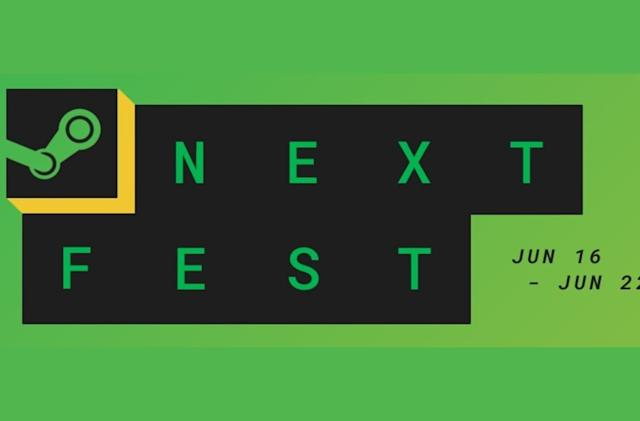 Valve's Steam Game Festival is now the Steam Next Fest