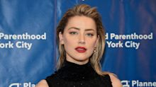 Amber Heard says she received death threats after Johnny Depp abuse claims