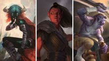 Could one of these Artifact characters be Dota 2's newest hero?