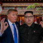 Trump and Kim Jong Un impersonators detained in Vietnam ahead of nuclear summit