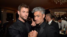 Taika Waititi wishes Chris Hemsworth a happy birthday with hilarious snap