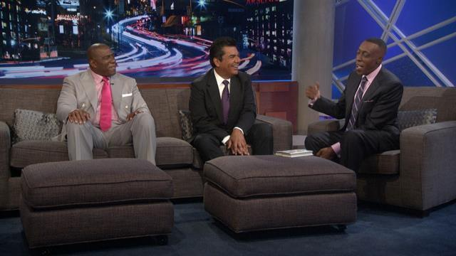 George Lopez Cracks Up Earvin Magic Johnson and Arsenio