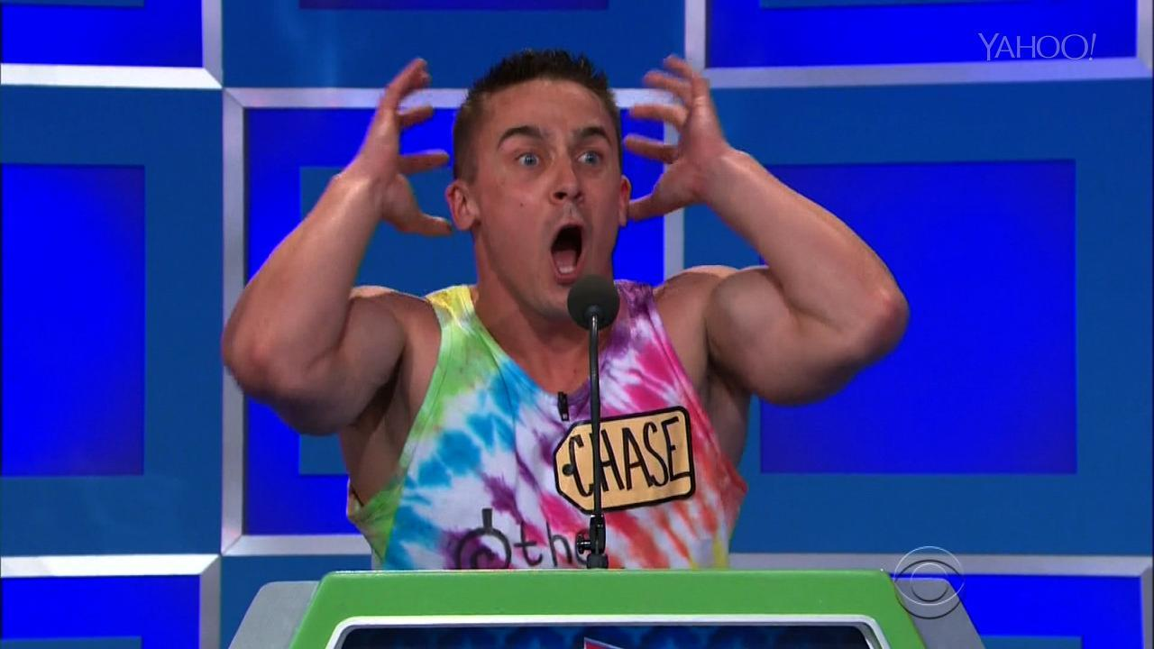 Is This the Most Excited 'Price Is Right' Contestant Ever ...