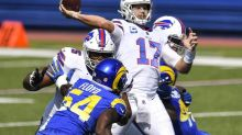 Josh Allen outdoes Bills great Jim Kelly as Buffalo starts 3-0 with win over Rams
