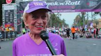 91-Year-Old Marathoner Breaks Age Group Record
