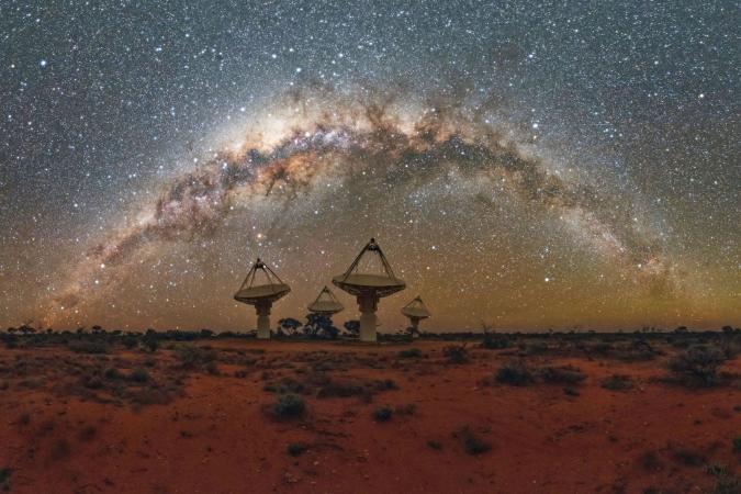 Alex Cherney/CSIRO
