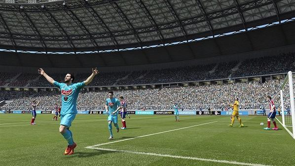 FIFA 15 booting up for EA Access members today