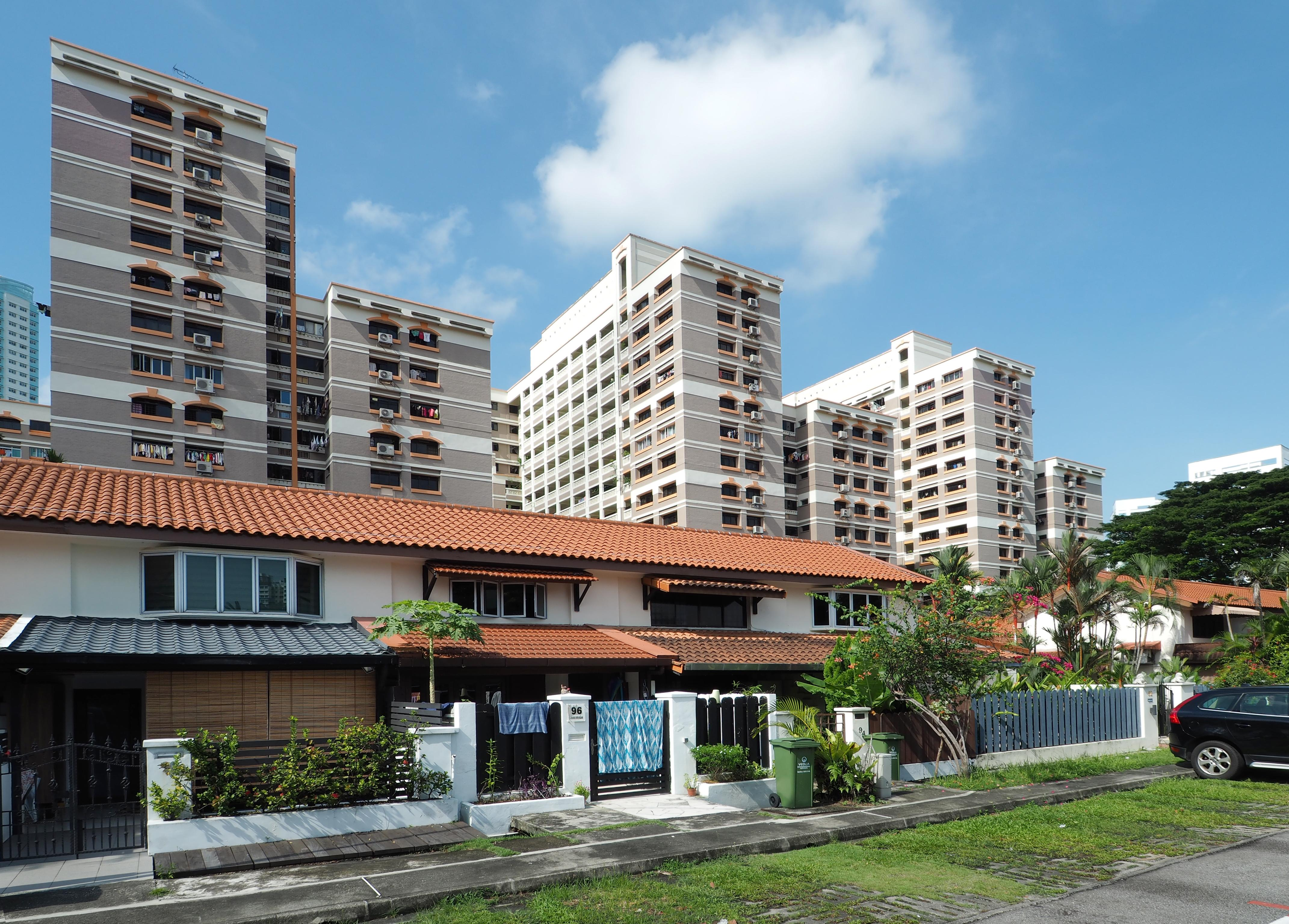 What happens when you sell property that you previously paid with CPF?