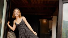 Leighton Meester's First Ever Fashion Collab Proves Her Style Is the Opposite of Blair Waldorf's