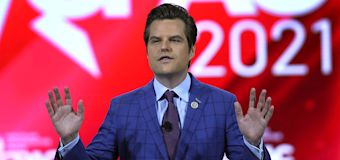 CPAC: Gaetz on panel with Jan. 6 caravans organizer