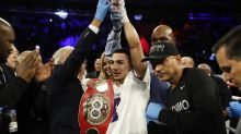 Ahead of his biggest bout, pressure mounts on Teofimo Lopez to back up his dad's trash talk