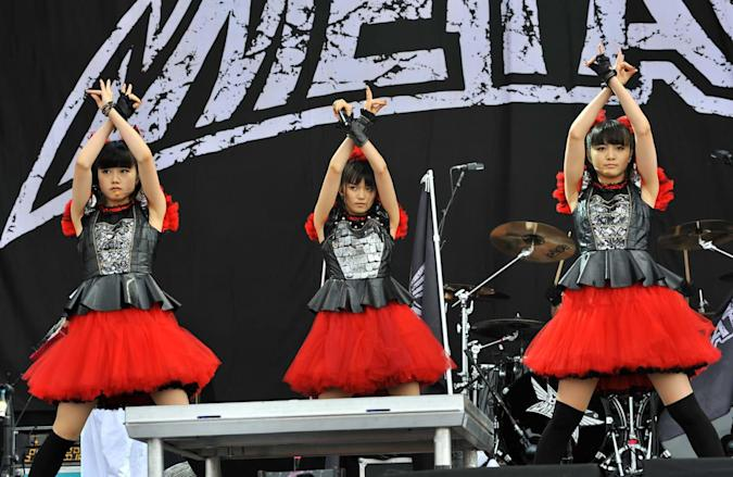 Babymetal will cute you to death in Rock Band 4