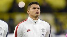 Ligue des champions: Thiago Silva forfait pour le match retour du PSG contre Dortmund