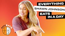 Everything Olympic Gymnast Shawn Johnson Eats In A Day   AthlEATS