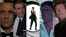 The top 5 James Bond films as chosen by the experts