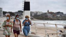 Coronavirus : plusieurs villes rendent le masque obligatoire dans la rue