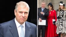Prince Andrew wishes wrong daughter happy birthday in Twitter bungle