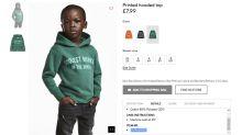The Weeknd dumps H&M after monkey sweatshirt ad