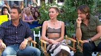 Ryan Seacrest, Miley Cyrus & Keith Urban's New Project