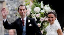 Las bodas de famosos más inolvidables de 2017