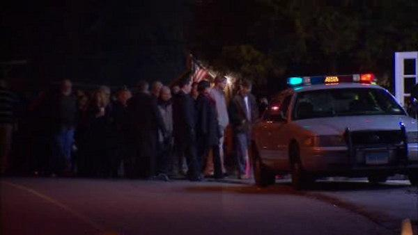 Wakes held for four students, special ed teacher in Newtown