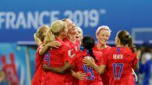 Criticadas por celebrar los goles de manera efusiva tras ganar 13-0 en el Mundial de fútbol