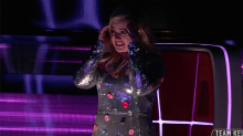 Kelly Clarkson has an unhappy birthday on 'The Voice' top 12 results night