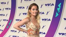 Paris Jackson makes some 'major statements' at the VMAs