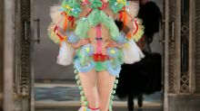 The wackiest runway looks from London Fashion Week September 2018