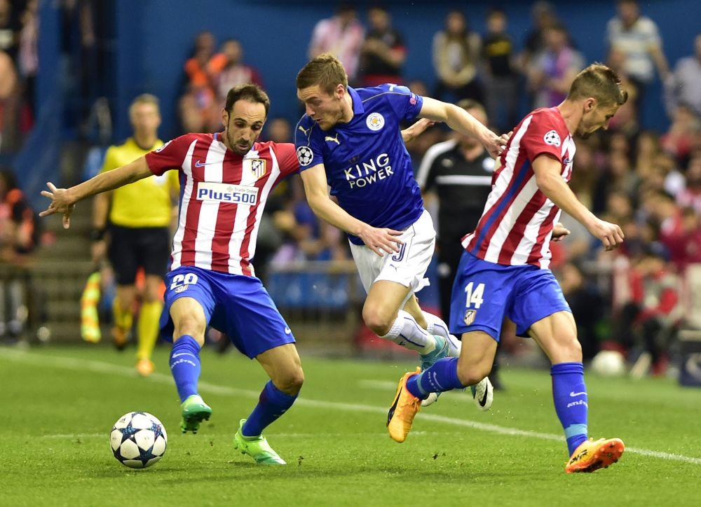 Pourquoi l'Atlético doit faire attention à Leicester