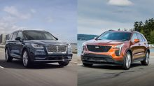 2020 Lincoln Corsair vs 2019 Cadillac XT4: How they compare on paper