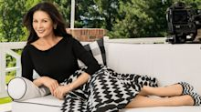 Catherine Zeta-Jones launches first ever shoe collection