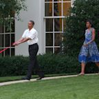 The Obama family mourns the death of pet dog Bo: 'He lived such a joyful life full of snuggles'