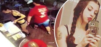 Waitress gets best revenge on groping customer