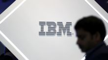 IBM returns to sales growth after a year of declines on cloud strength