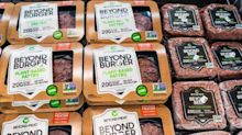 Beyond Meat Could Enter Major Downtrend