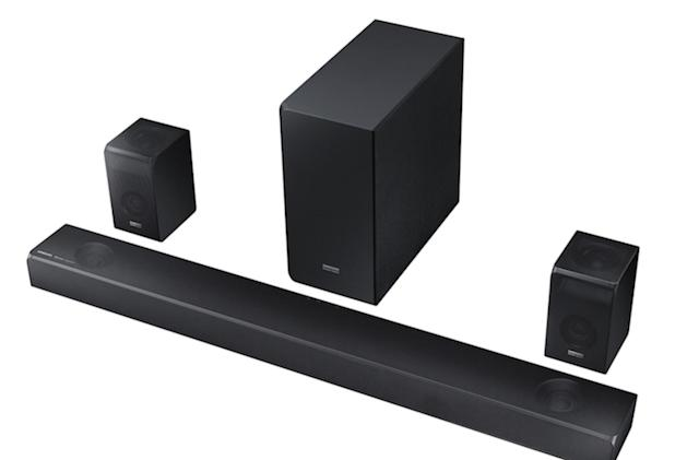 Samsung's Harman unveils its new premium soundbar lineup