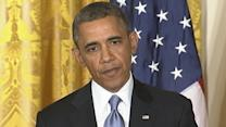Obama: Learned of 'Outrageous' IRS Scandal Last Week