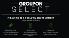 Groupon Launches Groupon Select––New Membership Program Providing Access to Exclusive Savings and Insider Perks