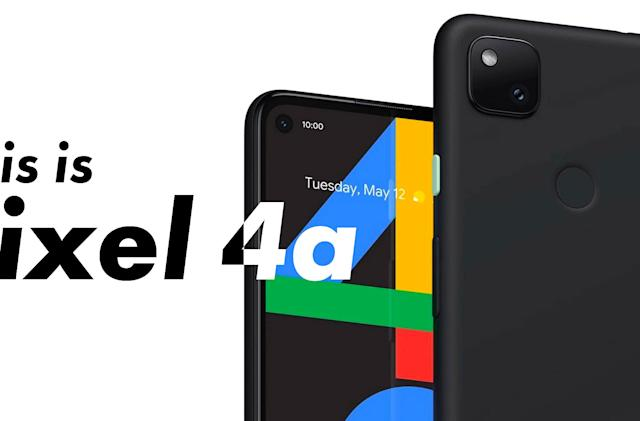 Everything you need to know about Google's Pixel 4a