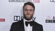 Seth Rogen got high and live-tweeted while watching 'Cats'