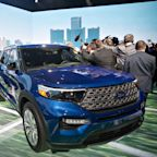 Ford CEO's Call for Patience Spurned as Shares Fall Most in Year
